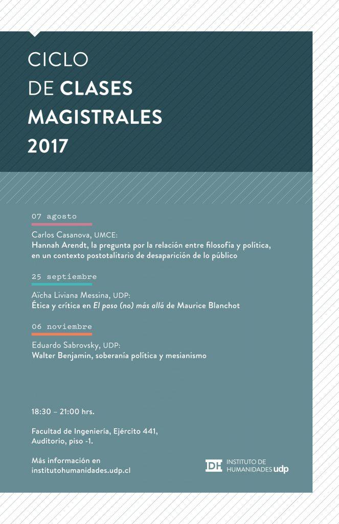 Tablide_Ciclo de Clases Magistrales_TRZ